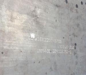 NM400耐磨板进口备货